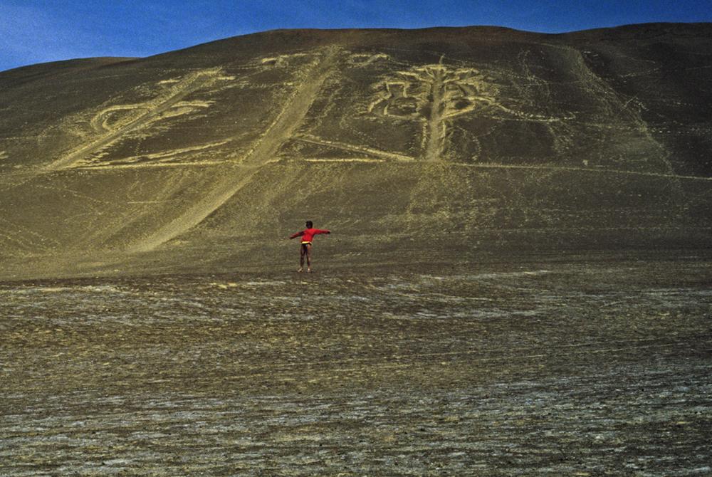 In Strange Winds in the Atacama Desert