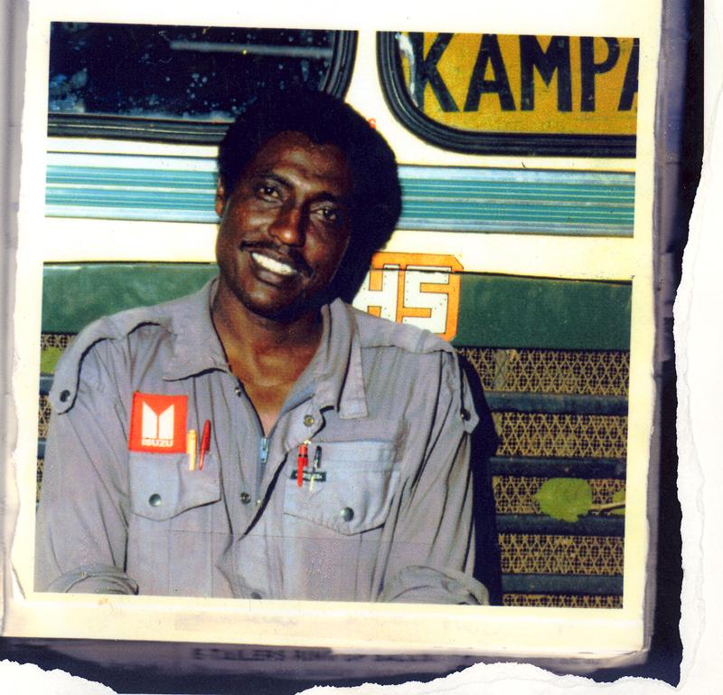 Dini Din, Kampala Bus Depot