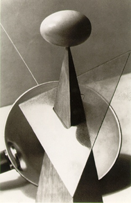 ". . . and Paul Outerbridge triumphs with his ""Egg"" (1933) after four thousand attempts!"