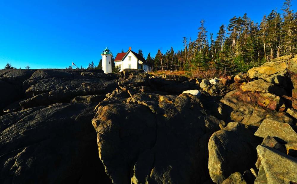 Maine's Bold Coast