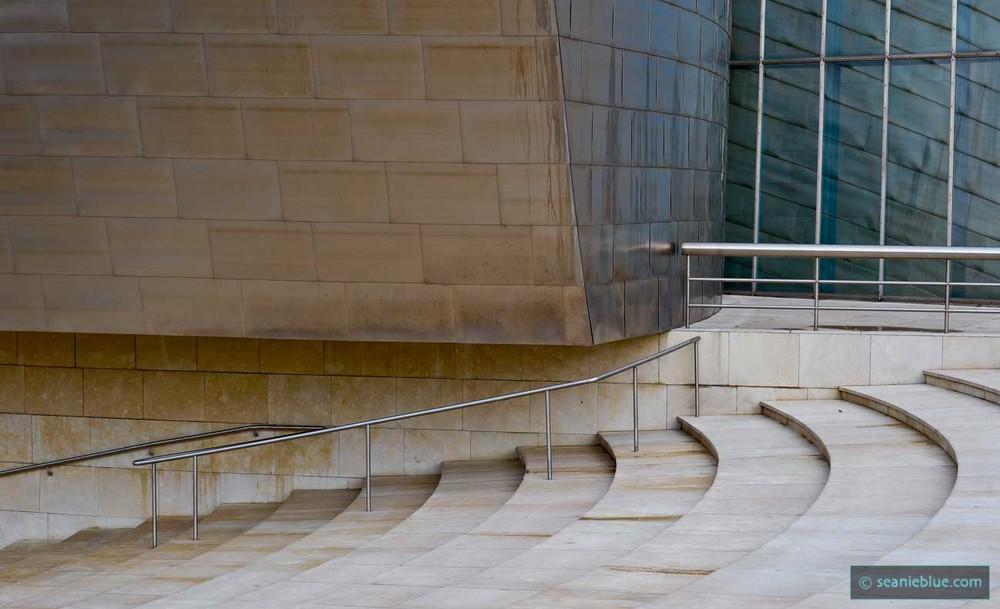Gehry's Guggenheim, Bilbao, Euzkady