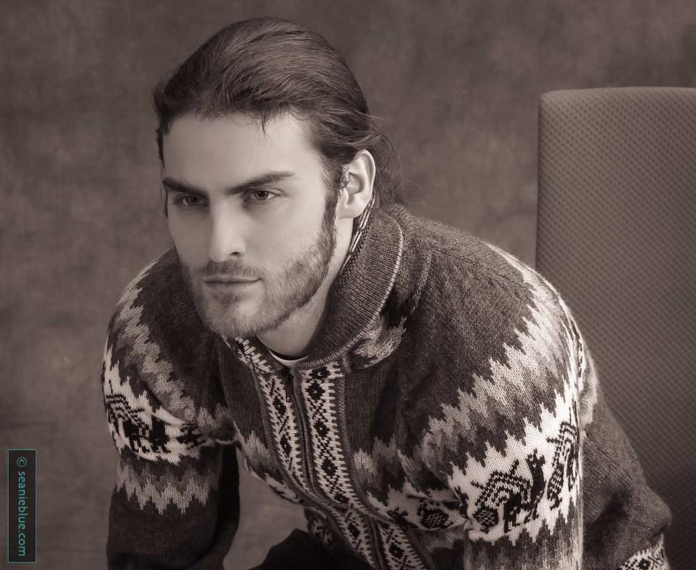 Patrick Smithson • Model