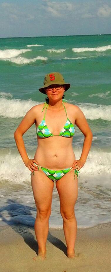 April 15th 2012, Miami Beach, FL. 133 lbs