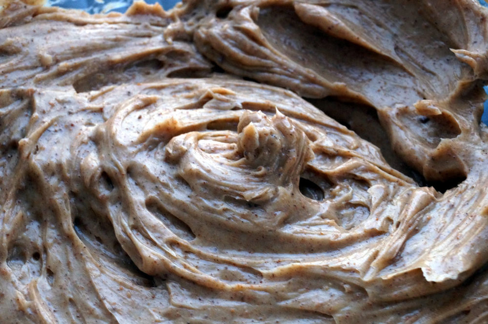 Hot buttered rum batter. A wonderful addition to coffee, too!