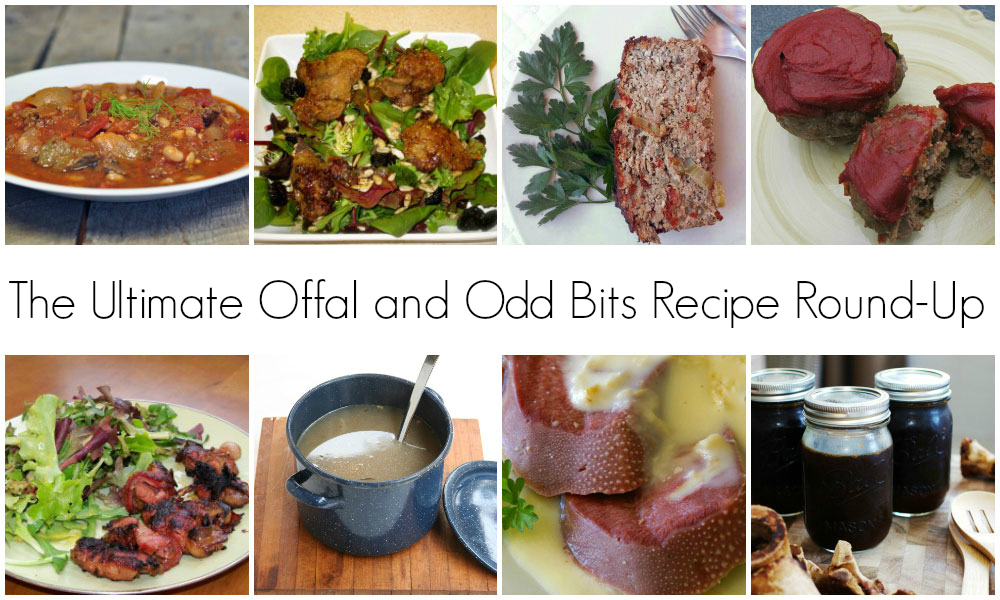 Offal meat recipes