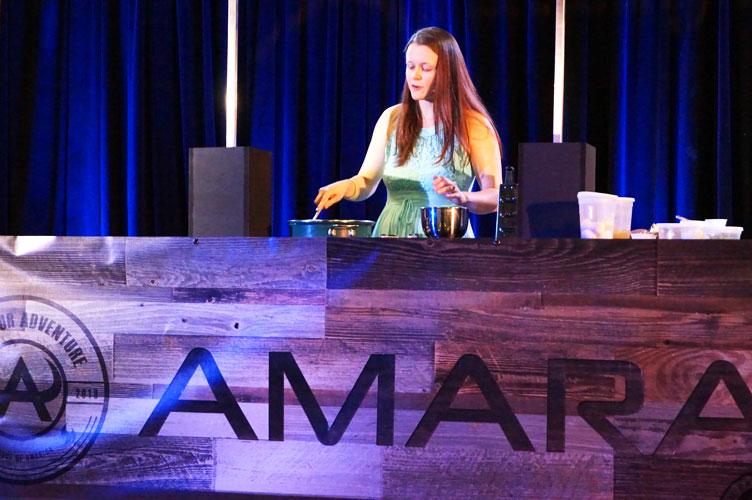 amanda torres cooking demo paleo fx 2015