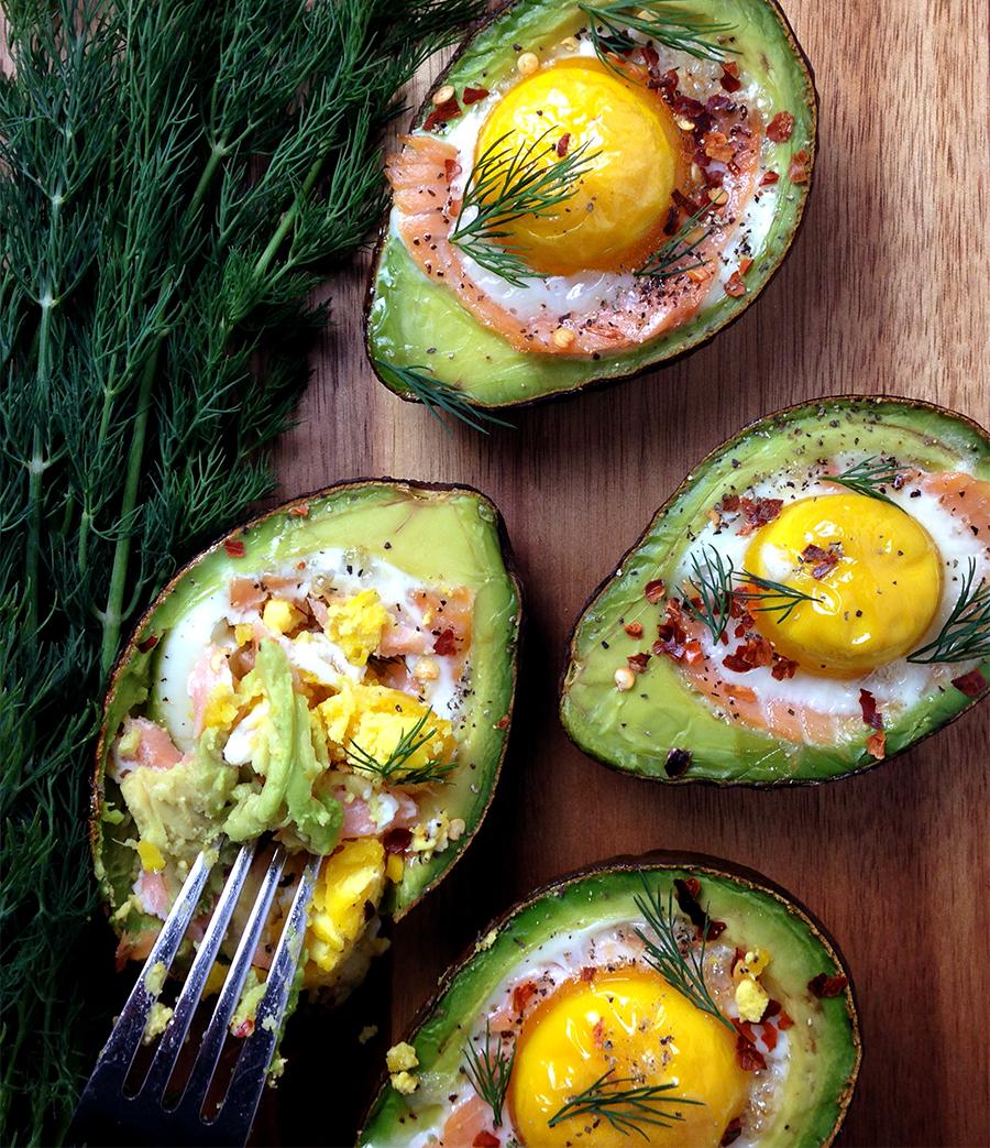 grok grub avocados