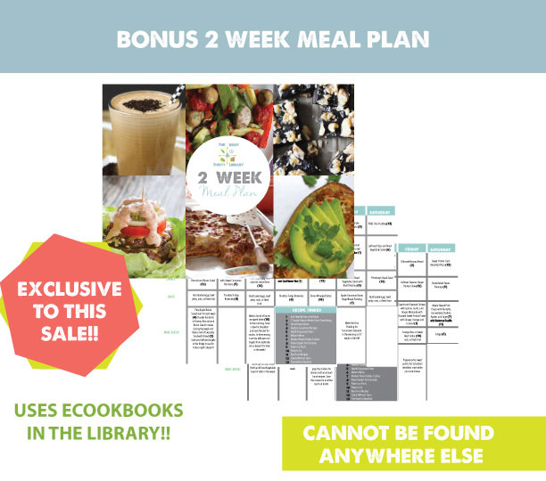 2 week paleo meal plan