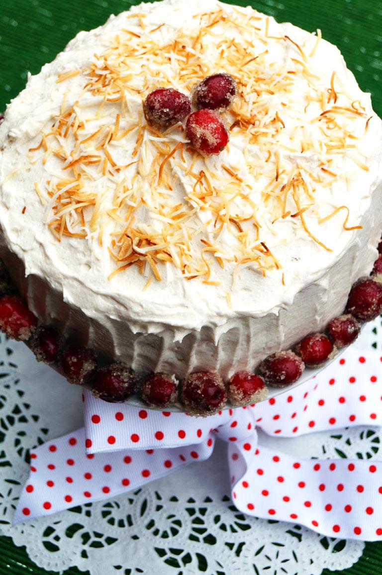 aip paleo italian cream cake