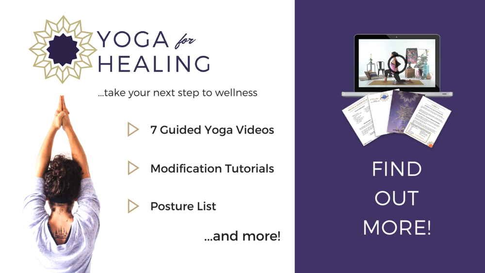 yoga for healing black friday sale