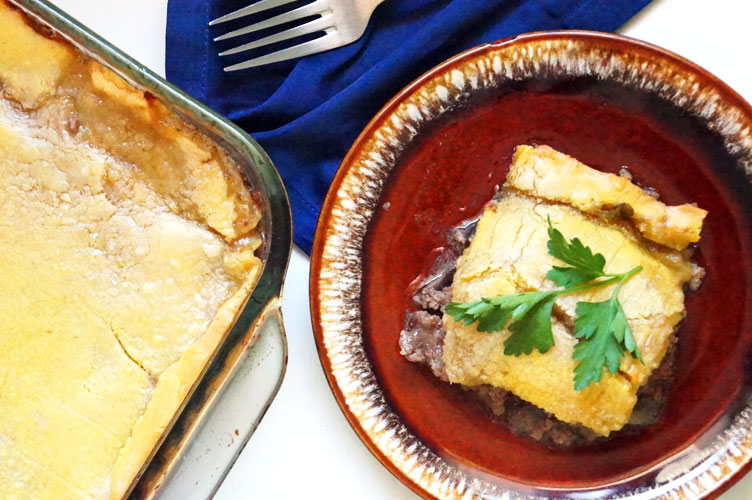 steak and kidney pie perfect pot pie crust aip paleo