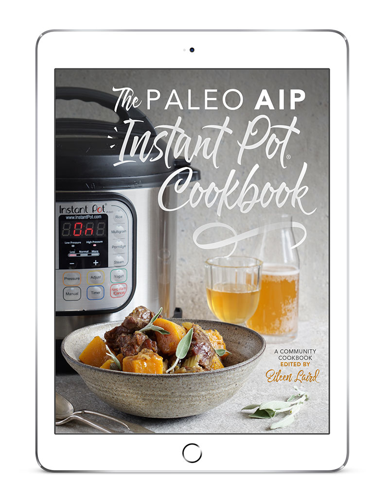 paleo aip instant pot cookbook