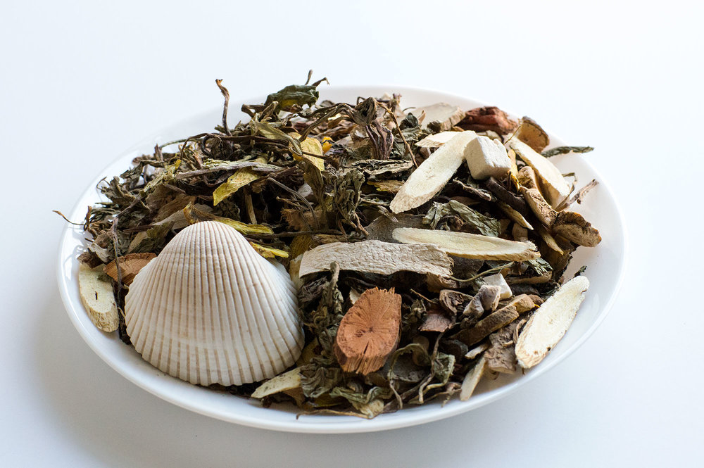 Chinese Medicine Herbal Prescription for Uterine Fibroids // TheCuriousCoconut.com