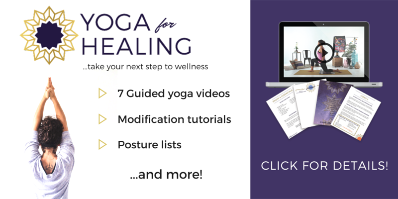 yoga for healing course