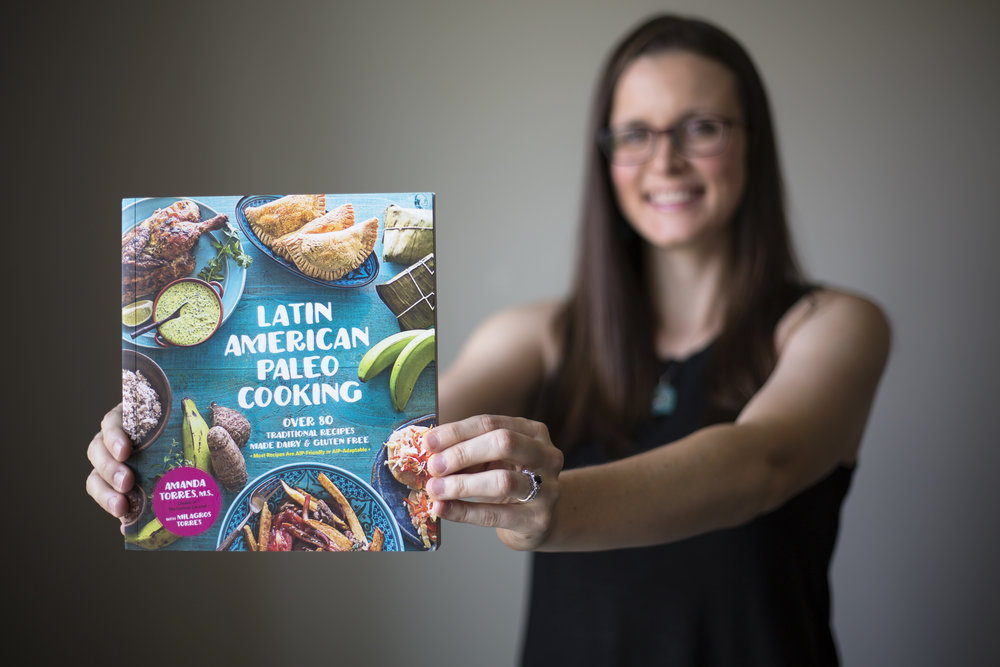 latin american paleo cooking by amanda torres
