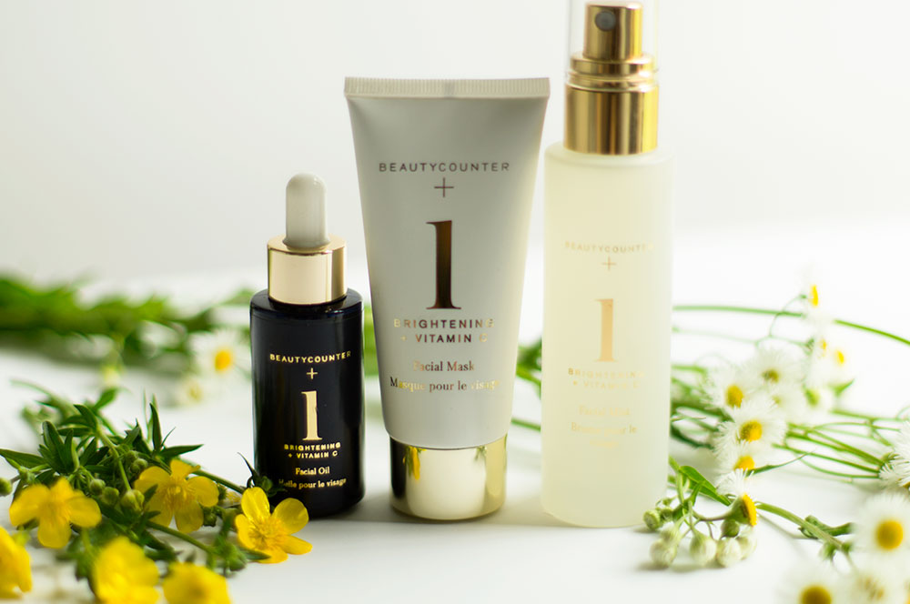 Full-sized #1 collection with vitamin C by Beautycounter