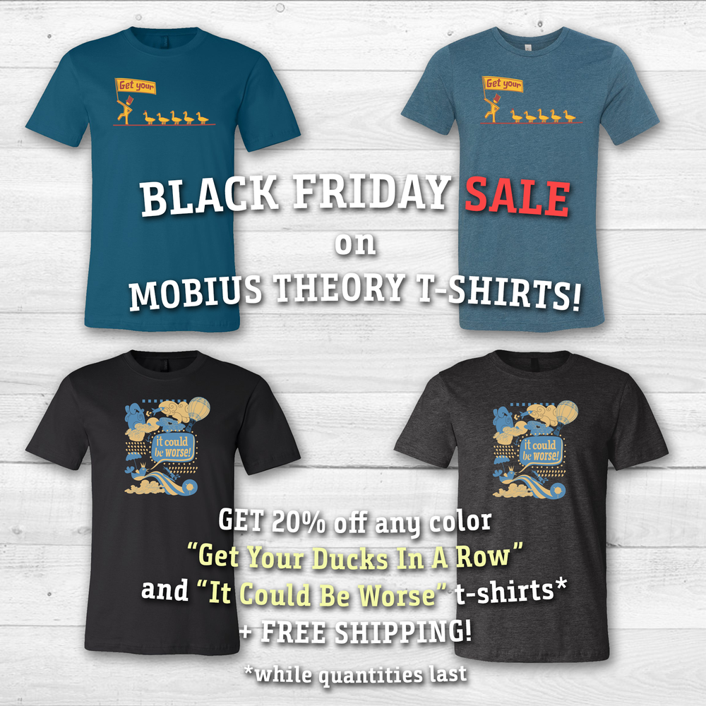 mobius theory black friday