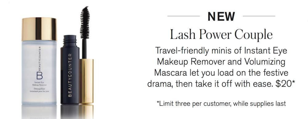 lash power couple beautycounter