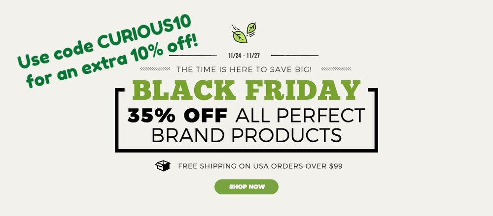 perfect supplements black friday