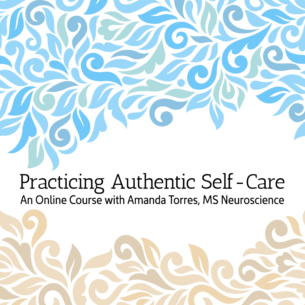 Join the free beta group of Practicing Authentic Self-Care!