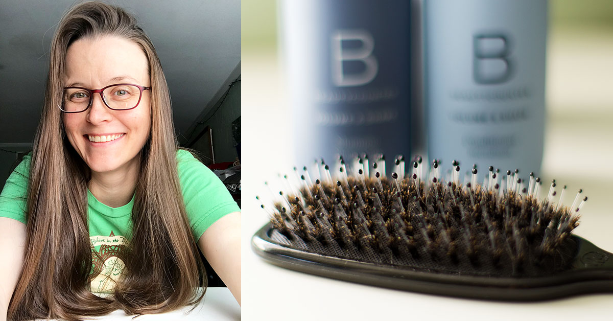 My Favorite Non Toxic Volumizing Products Brush For Long Hair
