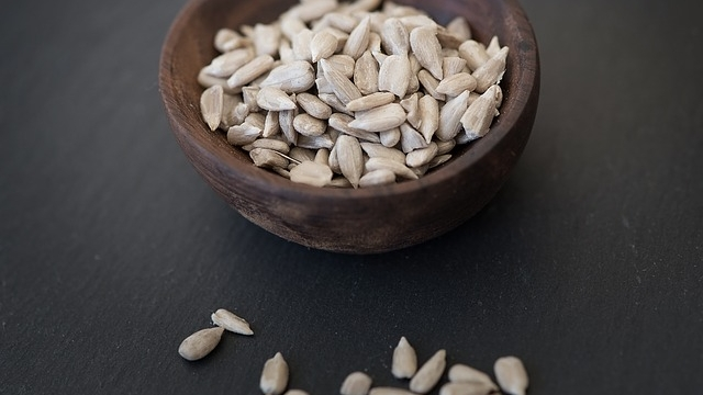 sunflower seeds luteal seed cycling