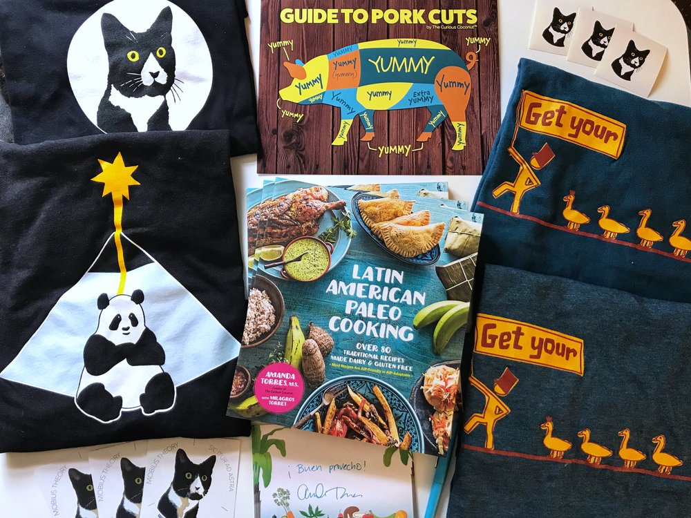latin american paleo cooking 1 year giveaway