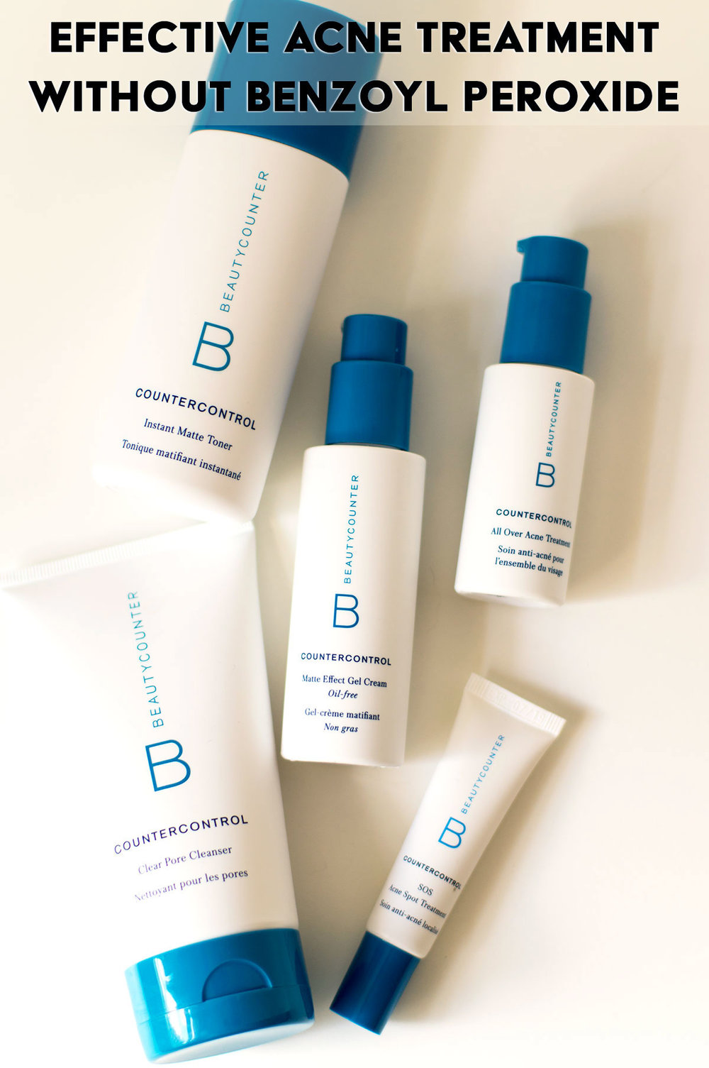 Beautycounter Countercontrol: safe, non-toxic acne treatment with salicylic acid and beneficial botanicals