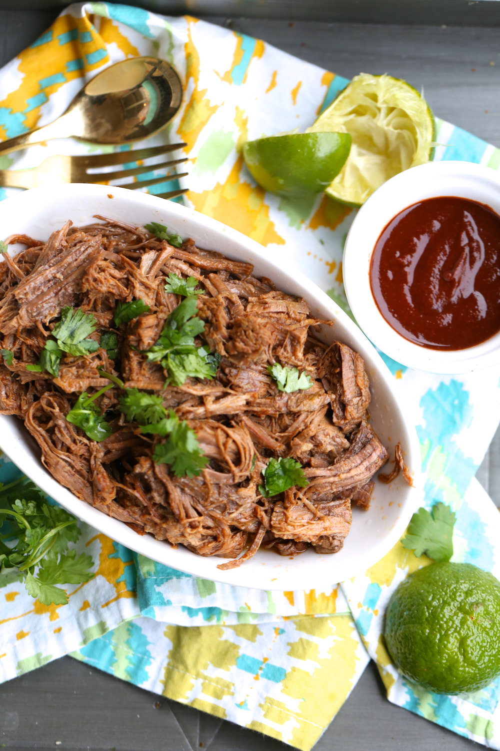 Quick Barbacoa With A Kick