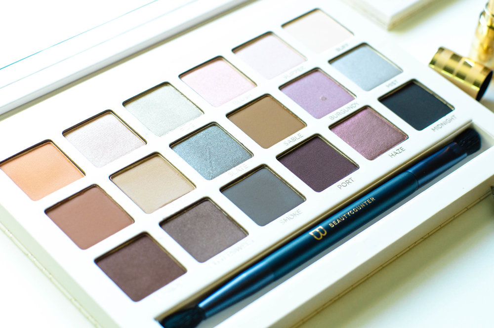necessary neutrals eyeshadow palette