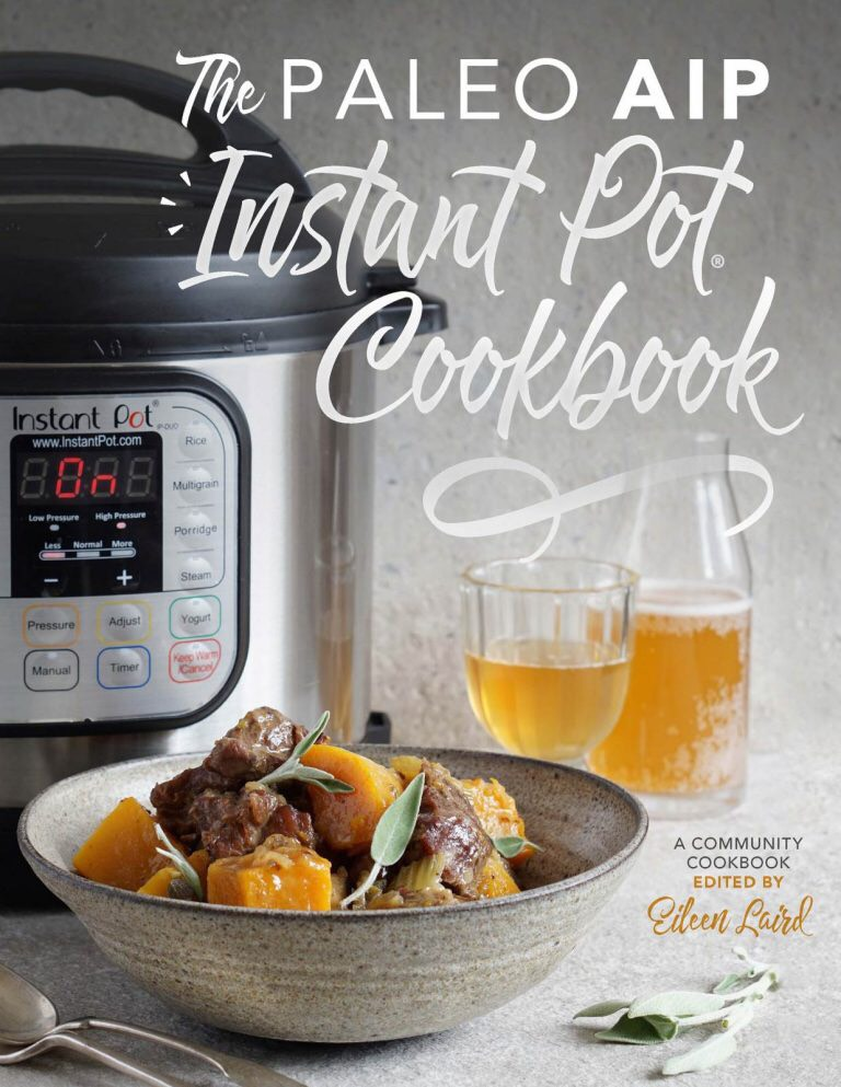 paleo aip instant pot ebook cookbook