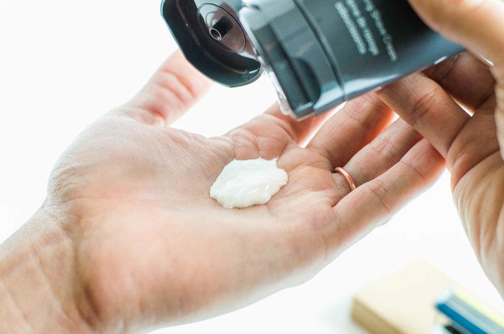 counterman shaving cream for men and women