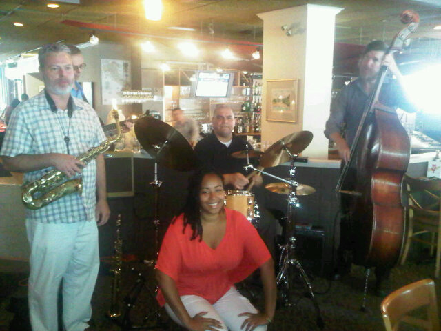 Suzette with Jazz Zone
