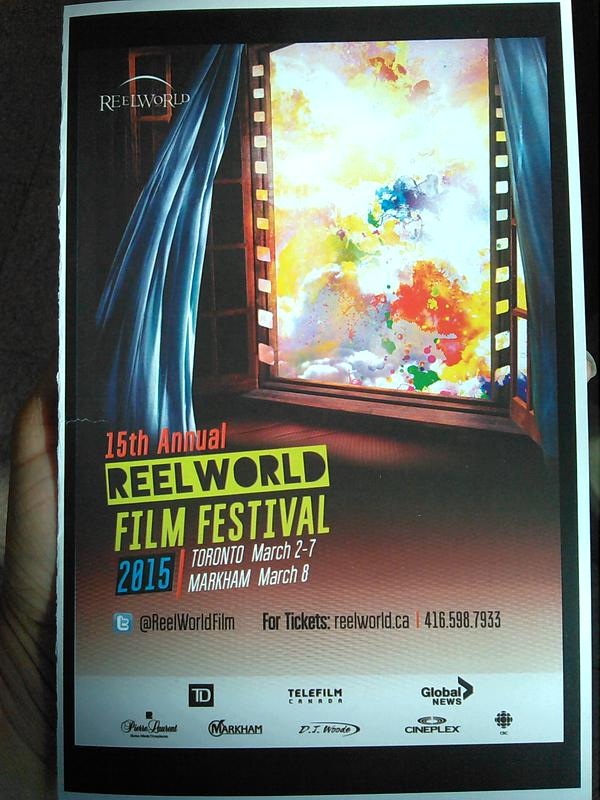 2015 Reel World Festival Program