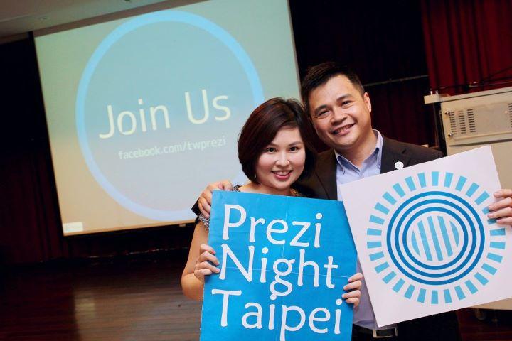 Prezi Night Taipei