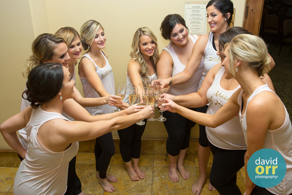 bridesmaid toasts