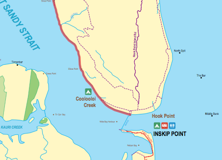 Double Island Point Ferry