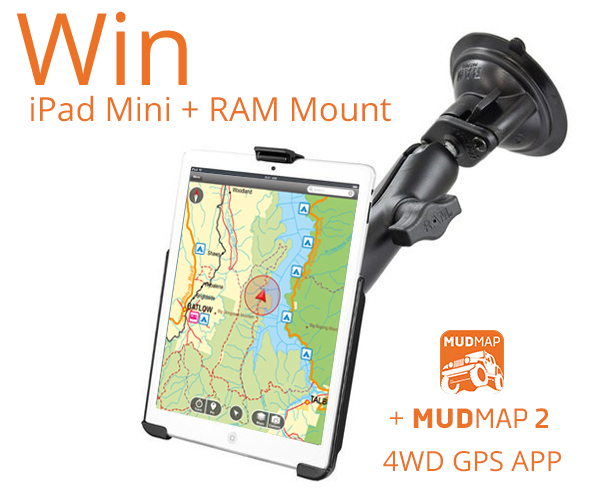 Mud Map Ipad mini competition