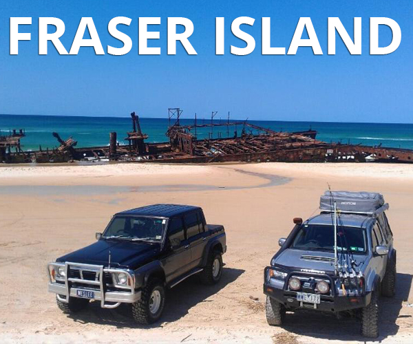 We check out attractions, campsites and the best tips when it comes to Fraser Island.
