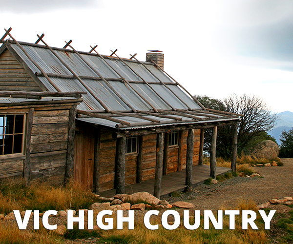 VIC HIGH COUNTRY GUIDE