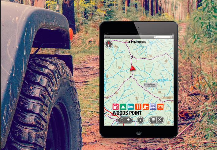 Mud Map 2 App