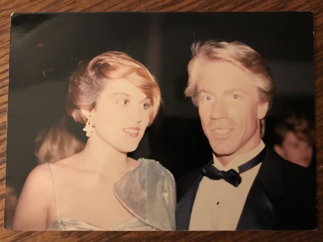 1986 - Barbizon Graduation