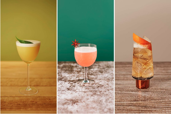 Seedlip booze-free distilled spirit cocktails