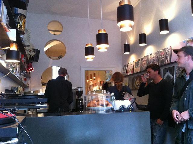 Kaffe & Vinyl