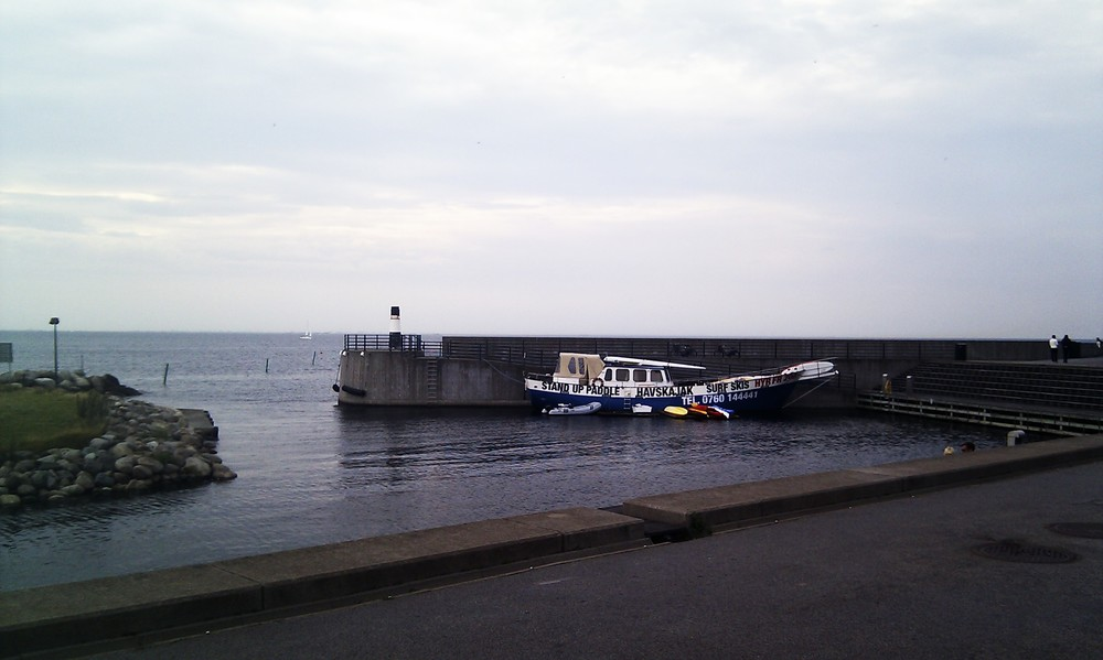 Malmo harbour