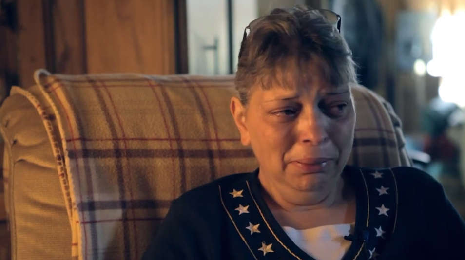 Janet McIntyre, a resident of Butler Country, Pennsylvania, who found out that drilling casing failure occurred at the same time she became sick with leukaemia