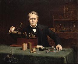 """3. """"I've not failed. I've just found 10,000 ways that won't work."""" –Thomas Edison"""