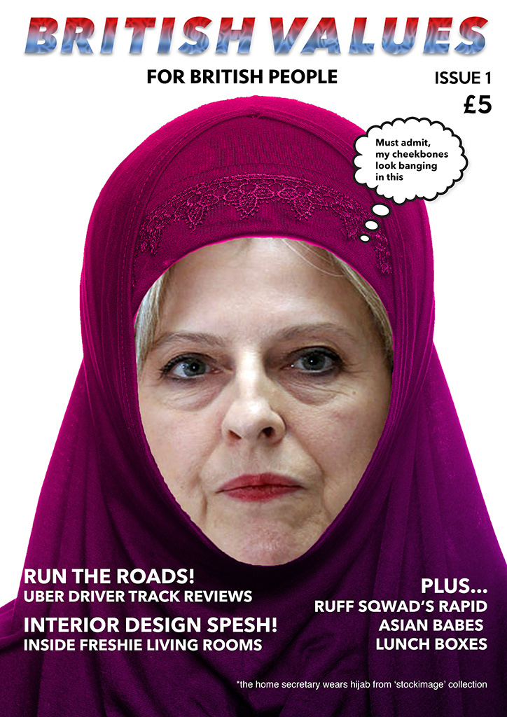 British-Values-fanzine-cover