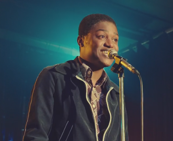 Kascion Franklin as Danny, a character loosely based on Lenny Henry's early years coming up in Dudley.