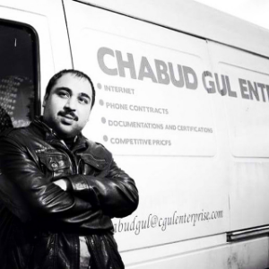 """Not forgetting Chabuddy G, aka The Rig Doctor, self-proclaimed entrepreneur and """"UKIP's worst nightmare"""""""